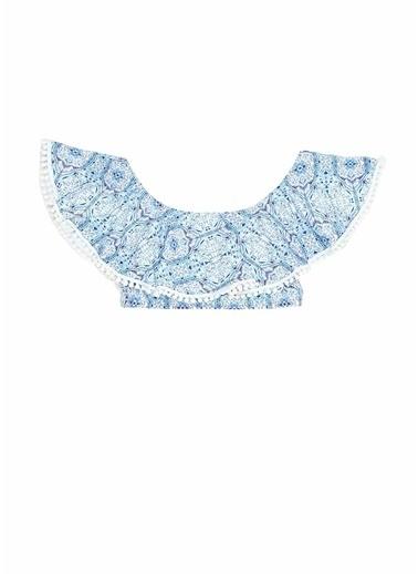 Seafolly Bluz Mavi